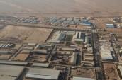 تصویر هوایی شهرک صنعتی یزد